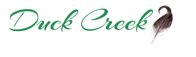 Duck Creek RV Park & Resort Logo