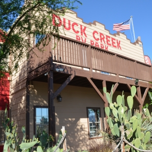 Clubhouse @ Duck Creek RV Park & Resort